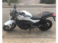 HONDA NC 750S - low mileage - top condition - Full service history - No problems
