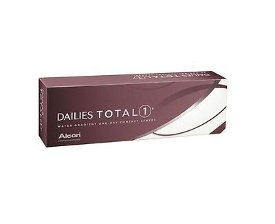 Dailies Total 1 Tageslinsen Alcon 1x30, 2x30, 1x90 TOP ANGEBOT