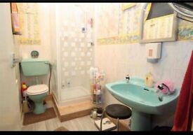 Matching Toilet & Sink