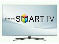 "Samsung 55"" LED smart 3d wi-fi TV builtin freeview fullhd 1080p comes"