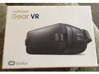 Galaxy VR virtual reality headset latest edition boxed new