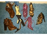 Bundle womans shoes size 5