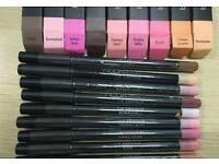Huda lip contouring pencils