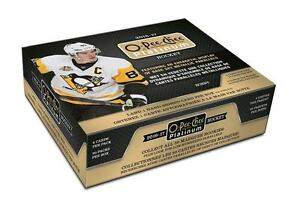 2016-17 Upper Deck OPC Platinum Hockey Card Hobby Box
