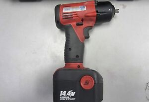 Snap-on cordless impact