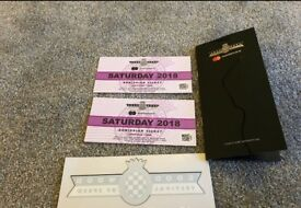 Goodwood revival Saturday tickets