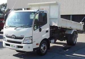 TIPPER TRUCK FOR HIRE Crows Nest North Sydney Area Preview