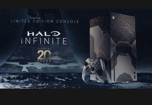 Xbox Series X Halo Infinite Limited Edition Bundle PRE ORDER  - $1,000.00