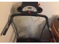 YORK T13i electronic & motorised treadmill in great working condition