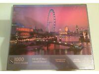 Brand new London eye puzzle