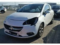 2006 2016 Breaking VAUXHALL CORSA D E A16LER Gearbox A13DTR Engine A17DTS Door plastic cover seatbel