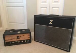 Dr z Stingray (Stangray) 2x12 Amplifier and head - $4500