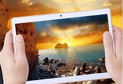 Tablette 25CM 8 coeur 2 GHz 64 Go 4G Ram Android 6 2 Sim 4G LTE 2 cam 13 & 8 MP