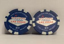 Casino chips counterfeit
