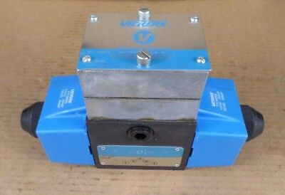Vickers Pbdg4s4-012n-b-60 Hydaulic Directional Control Valve