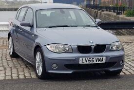 BMW 1 Series 2.0 118d SE 5dr Grey (Excellent Drive)