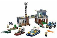 Swamp Police Station LEGO Set *(Brand New in the Box!)*