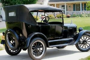 Used 1927 Model T Touring Top