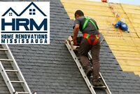 Professional Roofing | 15 Year Warranty Call us - 647 994 7216
