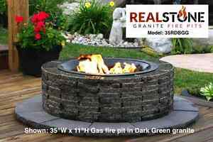 Amazing Granite Fire pits! Stratford Kitchener Area image 6
