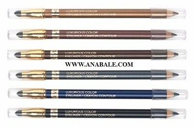 Revlon Luxurious Color Eyeliner uncarded  - PLEASE SELECT SHADE FROM (Shades Menu)