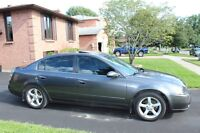 2005 Nissan Altima 3.5V6 SE +Winter Tires w/Rims (w/SAFETY)