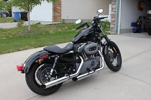 2012 Harley Nightster - Last Year Made, Excellent Cond