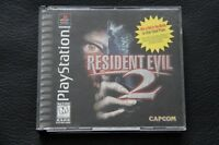 Resident Evil 2 Playstation PSX
