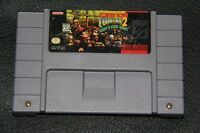 Donkey Kong Country 2 Super Nintendo SNES