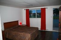 Motel Room Weekly and Monthly Rental