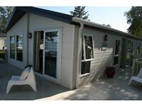 Massive 40 X 20 , 3 bedroom Lodge. Sited on our finest pitch on our 5 star park.....
