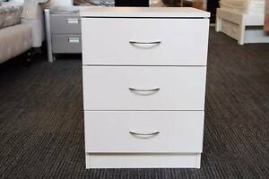 【CLEARANCE】【Brand New】 Alice Wooden Bedside Table Nunawading Whitehorse Area Preview