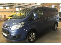 Ford Transit Custom Limited FROM £77 PER WEEK!