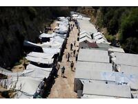 WINTER VOLUNTEERS NEEDED URGENTLY IN CHIOS REFUGEE CAMP