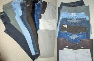 Mens JEANS and more ... Size 38