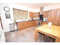 Kitchen cupboards, worktops and appliances