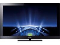 """Sony Bravia 32"""" Full HD(1080p) Internet Ready TV With USB, Remote & Built-In Freeview"""