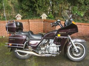 1982 Goldwing – GL1100
