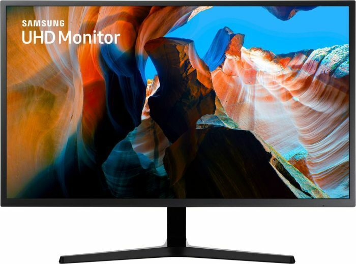 "Samsung LU32J592UQU, 32"" Monitor, 3840x2160, Ultra HD, schwarz"