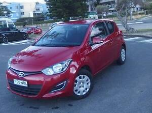 2014 Hyundai i20 Hatchback Frenchs Forest Warringah Area Preview