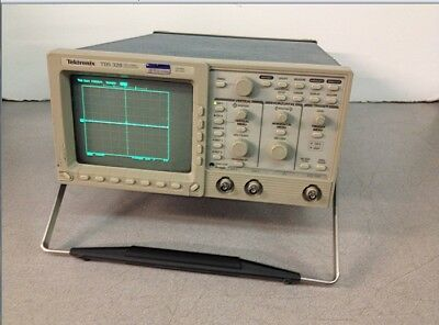 Tektronix Tds 320 100 Mhz Digital Oscilloscope