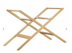 Moses Basket Stand **Folds** - Like New