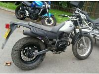 £800 Yamaha tw 125cc trial way 125