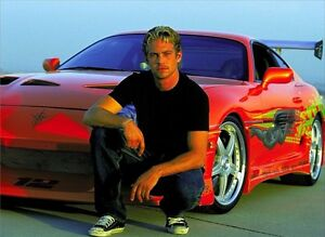 Fast and Furious 7 Paul Walker Movie star hot wall  Poster  18