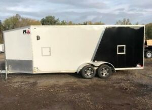 Miska Predator All-Aluminum Trailers
