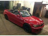 Bmw 320 ci convertible swap or sell
