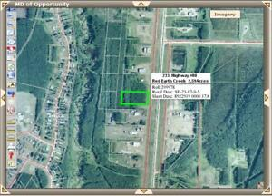 Commercial Property For Sale Red Earth Creek, Alberta