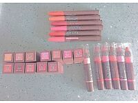Burts Bees Lipstick collection complete set
