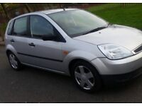 Ford Fiesta 1.4 tdci diesel £30 year road tax excellent condition