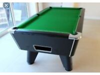 Supreme winner pool table 6x3 free play